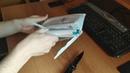 Xiaomi Pocophone F1 защитное стекло Glass Nillkin распаковка с AliExpress