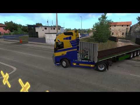 Euro Truck Simulator 2 FED 17.10