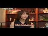 [Vietsub] SBS One Night TV 20120523 - So Ji Sub & Lee Yeon Hee