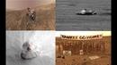 На Марсе обнаружен разбитый корабль пришельцев