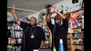 Tech N9ne feat. Krizz Kaliko: NPR Music Tiny Desk Concert