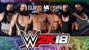 Earthquake vs Big Show vs Khali vs Giant Gonzalez vs Braun Strowman vs Mark Henry Elimination Chamb