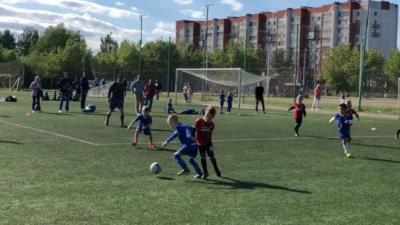 VolgaKids vs Football Masters
