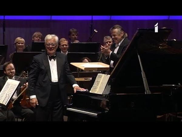 Raimonds Pauls un LNSO – Rhapsody in Blue (George Gershwin)