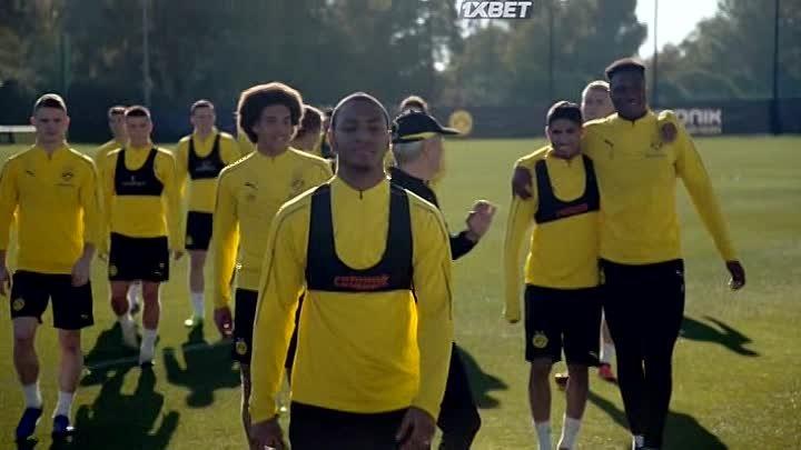 Внутри Боруссии Дортмунд (1 сезон) 1 серия Inside Borussia Dortmund