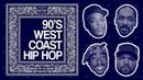 90's Westcoast Hip Hop Mix Old School Rap Songs Best of Westside Classics Throwback G Funk
