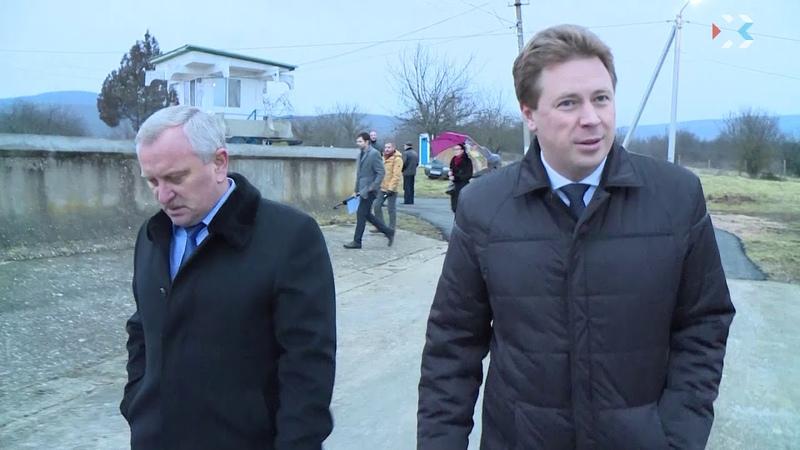 Антитеррористическая защита Чернореченского водохранилища на контроле у губернатора Севастополя