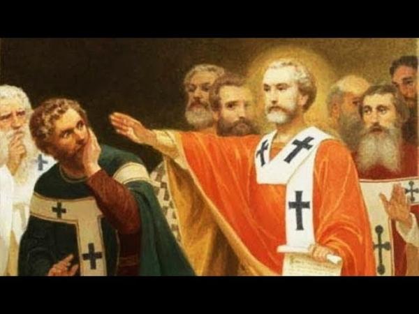 От меня враги Церкви не дождуться, что я буду молчать