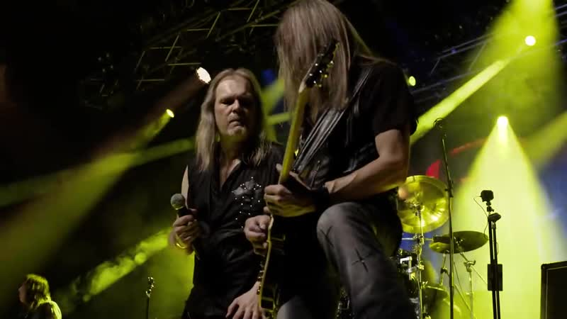 JORN - The Mob Rules (Official Live Video)