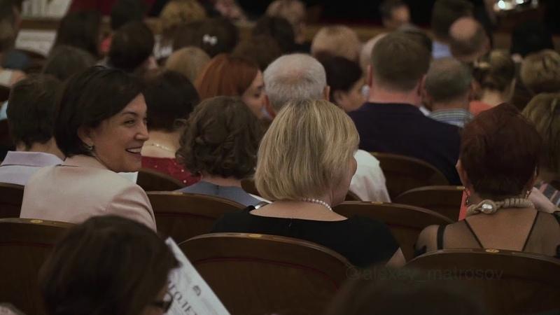 Публика в Казанском театре оперы и балета