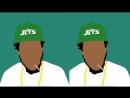 Rap Trap Freestyle Instrumental STEEZ