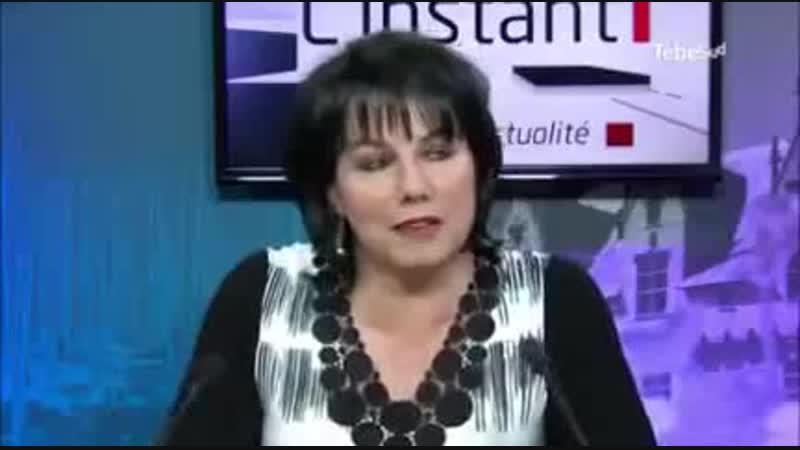 JACLINE MOURAUD 2015 PORTE PAROLE GILETS JAUNES NE VEUT PLUS DE LA MARSEILLAISE