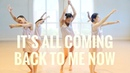 Céline Dion - It's All Coming Back to Me Now - Justin Pham Choreography