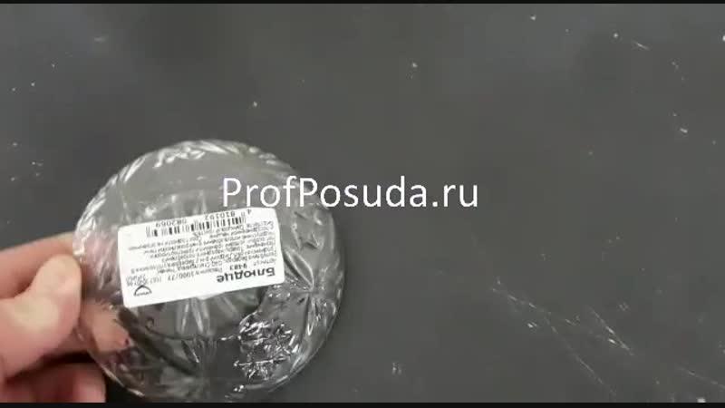 Хрустальная розетка Неман арт 1021486