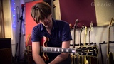 Bernard Butler interview guitar star on his '61 Gibson ES-355 and '62 Fender Stratocaster