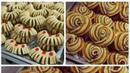 طريقة جديدة و سهلةلتشكيل المعجنات New ideas to make easy pastry