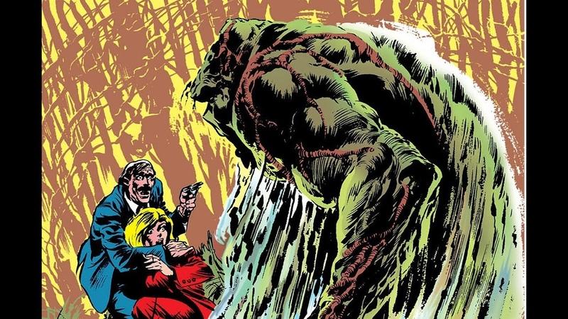 История Болотной ТвариSwamp Thing. Часть 1 Происхождение