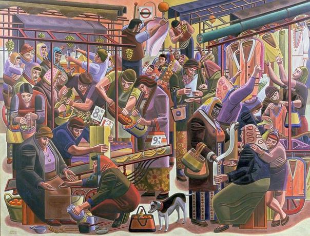 Уильям Патрик Робертс (англ. William Roberts 1895г. Лондон-1980г.) английский художник.