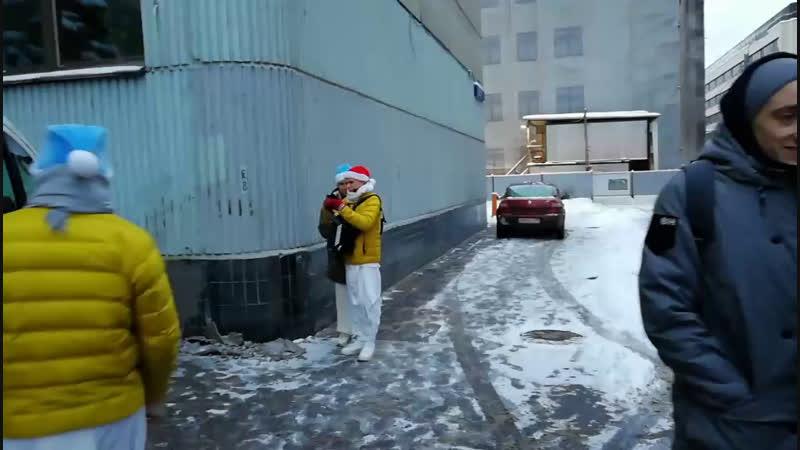 Трансляция новогодней Харинамы ПРЕМА САНКИРТАНА! 5 янв м. Маяковская, м.Тверская, тверской бульвар