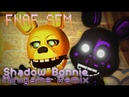 [FNAF SFM] Shadow Bonnie Minigame Remix [FLASHING LIGHTS]