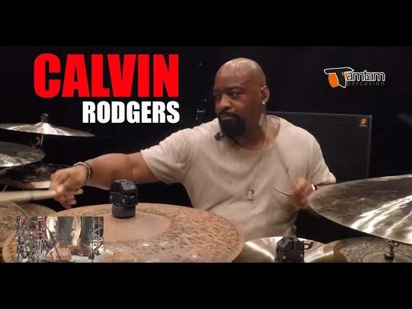 Calvin Rodgers - TamTam DrumFest Sevilla 2018 Music Distribucion