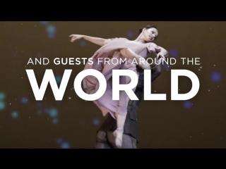 World ballet day 2018 trailer - 2 october
