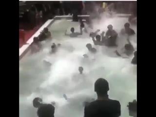 Когда дали горячую воду