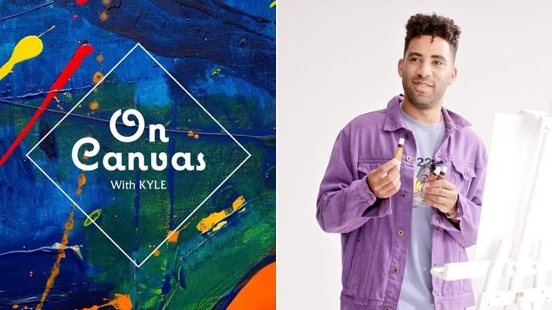 KYLE | On Canvas