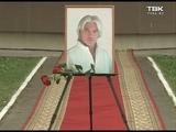 Прах оперного певца Дмитрия Хворостовского захоронили в сквере Красноярска