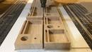 ЧПУ фрезеровка дерева / cnc woodworking