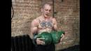 Виктор Блуд - Как Накачать Руки С Помощью Гири Упражнения Старой Школы