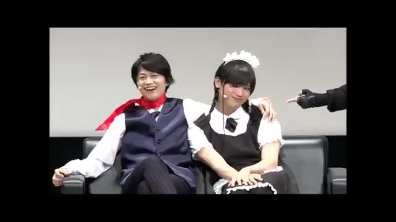 Shimono Hiro no Hobohajimemashite -5- PV гость Takuma Terashima. Релиз DVD состоялся March 28, 2019.