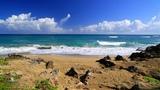 Rolling Waves of the Atlantic Ocean