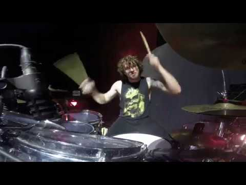 Nothing More This is the Time Ballast Live Drum Cam
