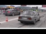 Skoda 120 turbo - Drag Wars