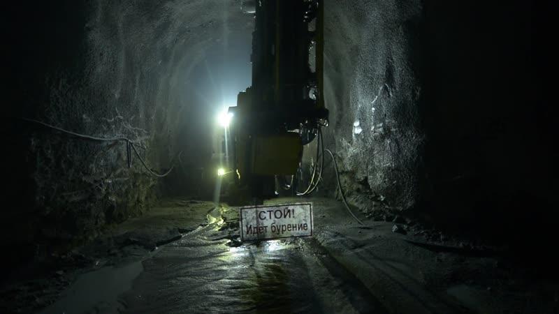Кировский рудник, Хибины