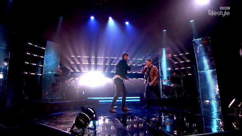Joe and Jake - Youre Not Alone (The Graham Norton Show 19-04 - 2016 apr15)