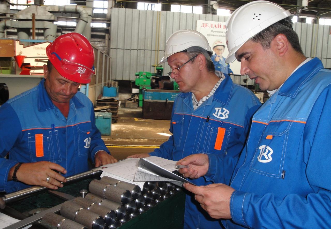 «Красный котельщик» продолжает практику проведения профсостязаний среди своих сотрудников