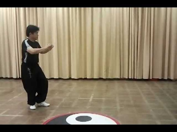WU HAO TAI CHI TAIJI DEMO FORM by Gmaster Jimmy K Wong Taped in June 7 2012