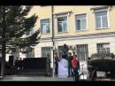 Уссурийск открытие памятника генералу Асапову