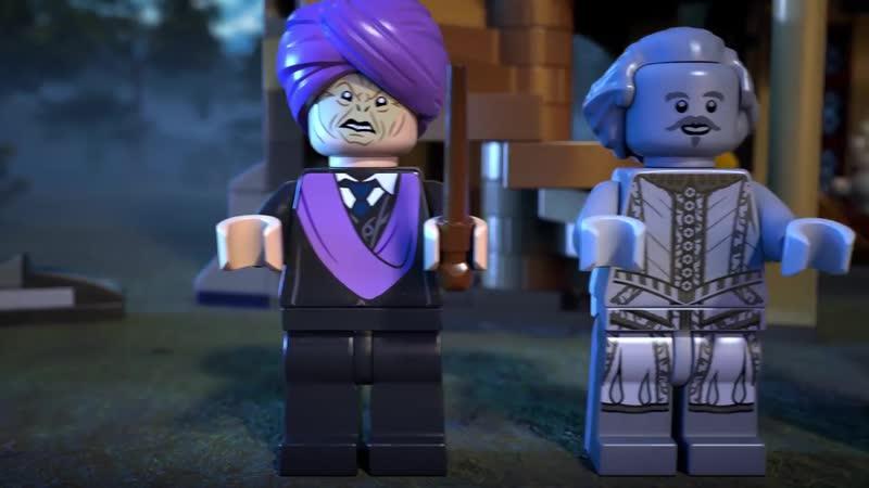 Hogwarts Great Hall LEGO HARRY POTTER 75954 Product Animation