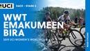 2019 UCI Women's WorldTour Emakumeen Bira Highlights Stage 3