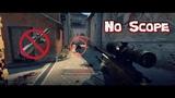 Cs Go No scope AWP Counter-Strike Global Offensive