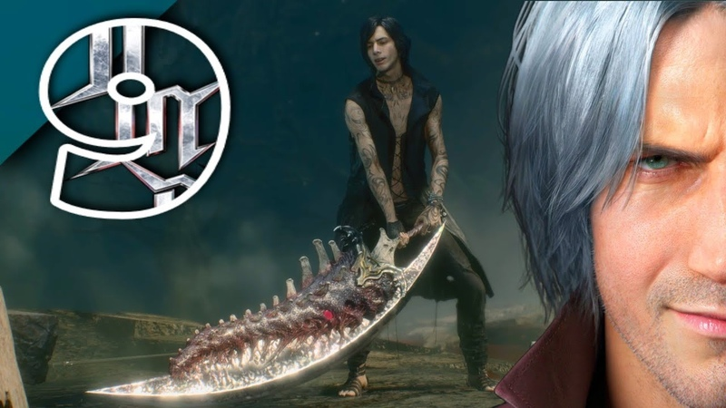 Devil May Cry 5▶ГЕНЕЗИС9(1080p60)GamePlay