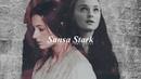 Sansa Stark • Porcelain, Ivory, Steel