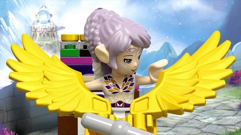 Набор LEGO ELVES 41071 Творческая мастерская Эйры