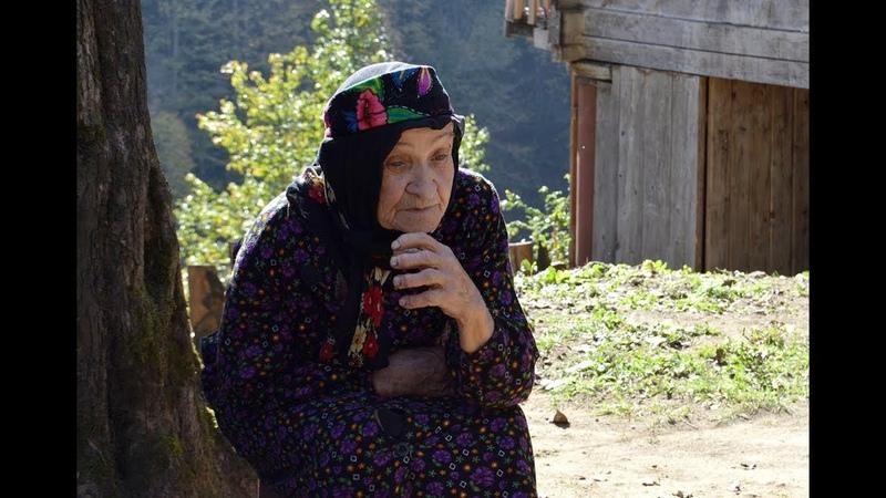 ზექიე დავითაძე - 105 წლის თვითნასწავლი ბებიაქ