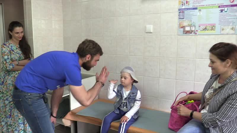 На лечение в Москву прибыли 11 тяжелобольных детей из Забайкалья.