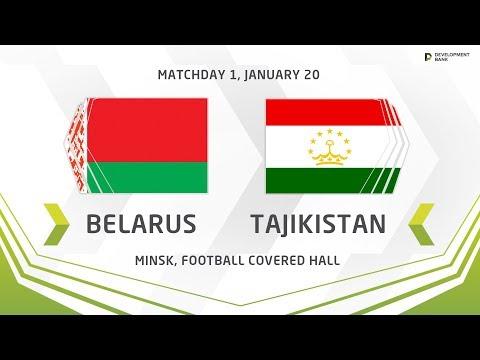 U17. Development Cup - 2019. Belarus - Tajikistan