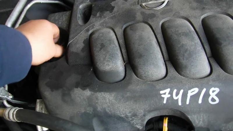 Авторазбор Nissan Qashqai 2007 2.0 АКПП MR20DE CVT 2WD пробег 151т